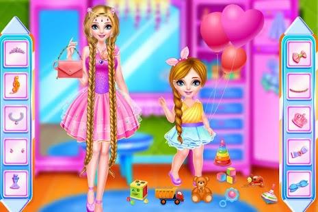 Princess Baby Makeup Spa Salon - náhled