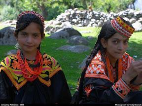 Kalasha tribe.