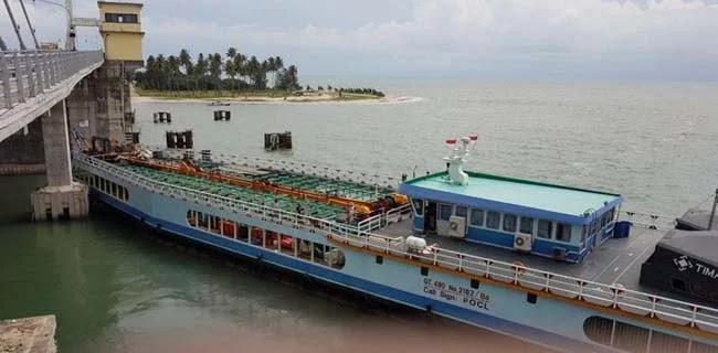 Banyak WNA di Kapal Tambang Babel, KSOP Lakukan Operasi Keberadaan Orang Asing