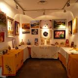Exposición de pintura y manualidades 2013