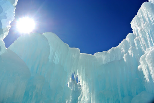 The Cold Never Bothered Me Anyway: Visiting New Hampshire's Ice Castle