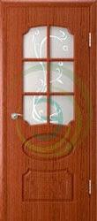Межкомнатные двери классические модели со стеклом, недорого с установкой в СПб