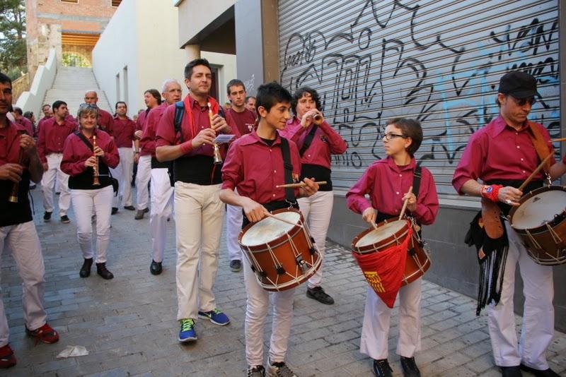 19è Aniversari Castellers de Lleida. Paeria . 5-04-14 - IMG_9372.JPG