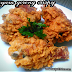 Resep Ayam Goreng Tepung Crispy Renyah, Keriting dan Mudah