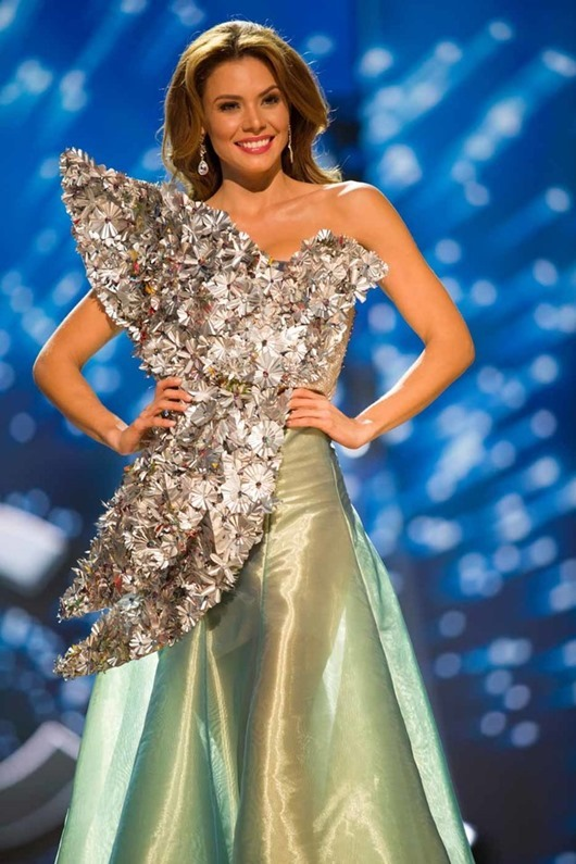 Carolina Duran, Miss Costa Rica 2016  debuts her National Costume on stage at the Mall of Asia Arena on Thursday, January 26, 2017.  The contestants have been touring, filming, rehearsing and preparing to compete for the Miss Universe crown in the Philippines.  Tune in to the FOX telecast at 7:00 PM ET live/PT tape-delayed on Sunday, January 29, live from the Philippines to see who will become Miss Universe. HO/The Miss Universe Organization