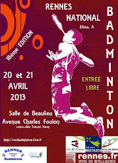 18e tournoi national rennes 2013