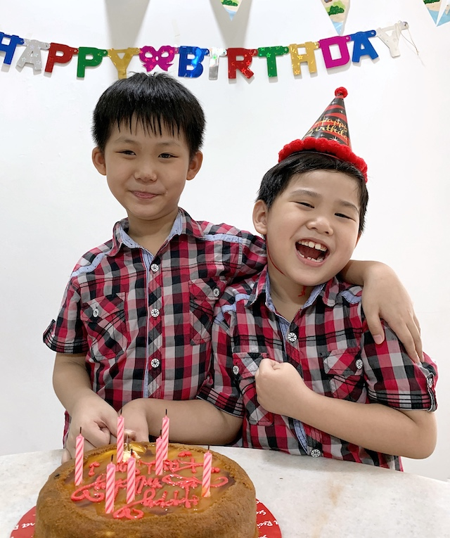 Happy boys :)