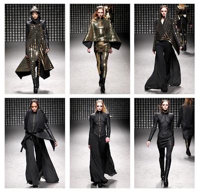 Pugh na Semana de Moda de Paris*
