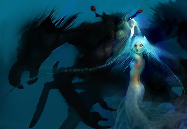 Sea Angel, Angels 1