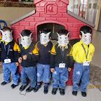Cat Face Mask (Nursery) 25-11-2014