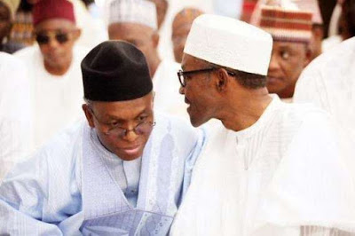 EL-RUFAI: A LION IN THE MANOR