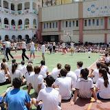 Junio 2015 - Fiestas. Coreografías 1º bachillerato