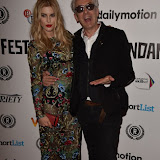 OIC - ENTSIMAGES.COM - Ashley James and Elliot Grove at the Taking Stock Premiere at the Raindance Film Festival  London 4th October 2015  Photo Mobis Photos/OIC 0203 174 1069