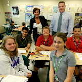 Wells Fargo JA-in-a-day at Cypress Palm Middle - DSCN0063.JPG