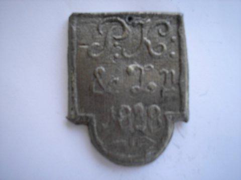 Naam: Pieter Keun & ZnPlaats: HaarlemJaartal: 1838