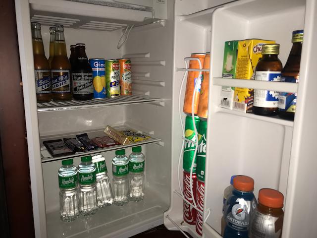 ABC Hotel Angeles City Refrigerator