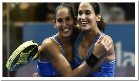 Sextete de las gemelas Sánchez Alayeto: Campeonas en WPT Sevilla Open 2017.