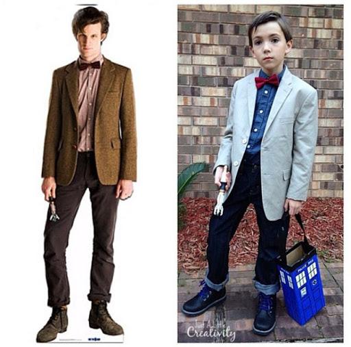drwhocostume · Doctor Who ...  sc 1 st  Ginger Snap Crafts & Ginger Snap Crafts: 10+ Halloween Costume Ideas