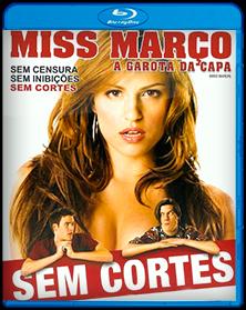 Miss Março A Garota da Capa BluRay