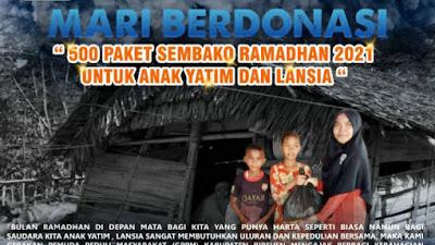 Mohon doa dan dukungan