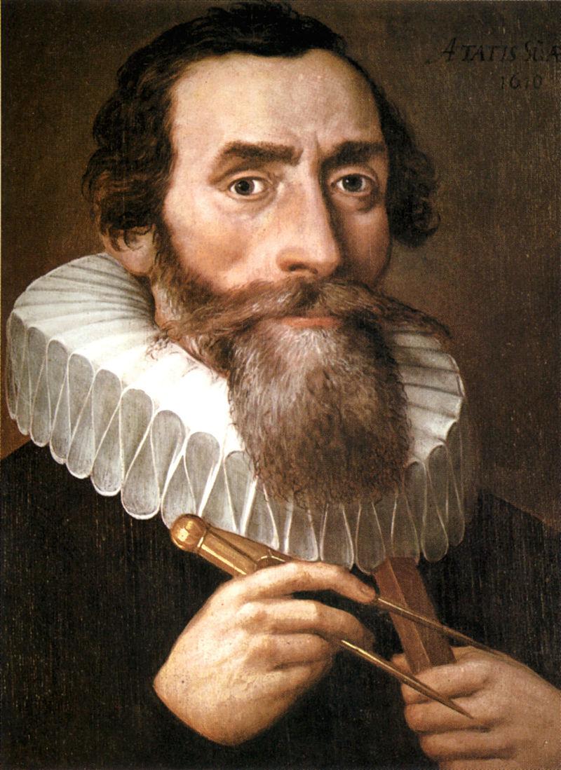 Chương IV: Johannes Kepler (Kê-ple) và các định luật mang tên ông
