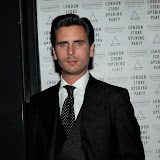 WWW.ENTSIMAGES.COM -  Scott Disick   at      Eleven Paris - store launch party Boy George, DJs as cult French fashion label hosts party to celebrate the opening of its debut London store, in the year of its 10th anniversary at Eleven Paris, 46 Carnaby Street, London, April 25th 2013                                                    Photo Mobis Photos/OIC 0203 174 1069