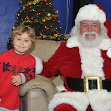 Santa at Pinellas Park Boys & Girls Club