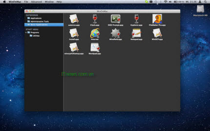 windows-on-osx