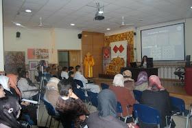 Conferencia La Aportación Cultural del Islam a Occidente a través AL Andalus. Bárabara Ruiz Bejarano. CCIV 2012