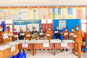 PemDes Durian Bagikan Ratusan Masker Dan APD ke Warga Masyarakat Desa Durian