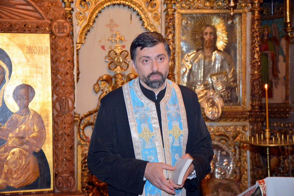 Sorin Dumitrescu la Sf. Silvestru despre Inviere 003