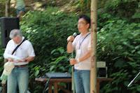 2011.08.07 ファミリーディキャンプ