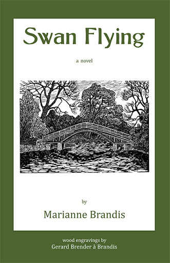 Swan Flying. From What is it like to be a writer? Canadian author Marianne Brandis on the creative life