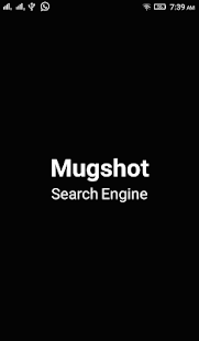 MugshotSearch- screenshot thumbnail