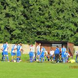 2014-08-17 III kolejka Paprotnia - Juve 0-5