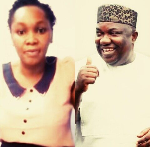 Gov. Ugwuanyi, You are a fool - Lady blasts Enugu State Governor for Accepting Ruga settlement
