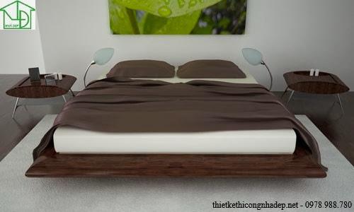 Giường ngủ dành cho 2 vợ chồng