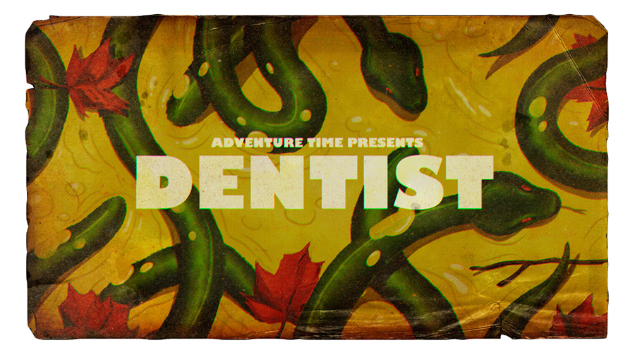 Hora de Aventura: Dentista