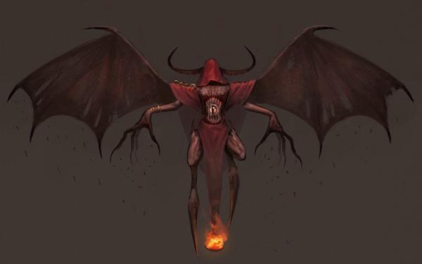 Staryj Eskiz Modeusa, Evil Creatures 2