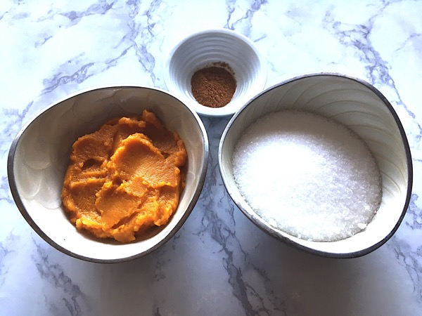 Pumpkin Epsom Salt Scrub 1