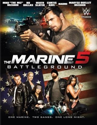 Lính thủy đánh bộ 5: Quyết Chiến - The Marine 5: Battleground (2017)