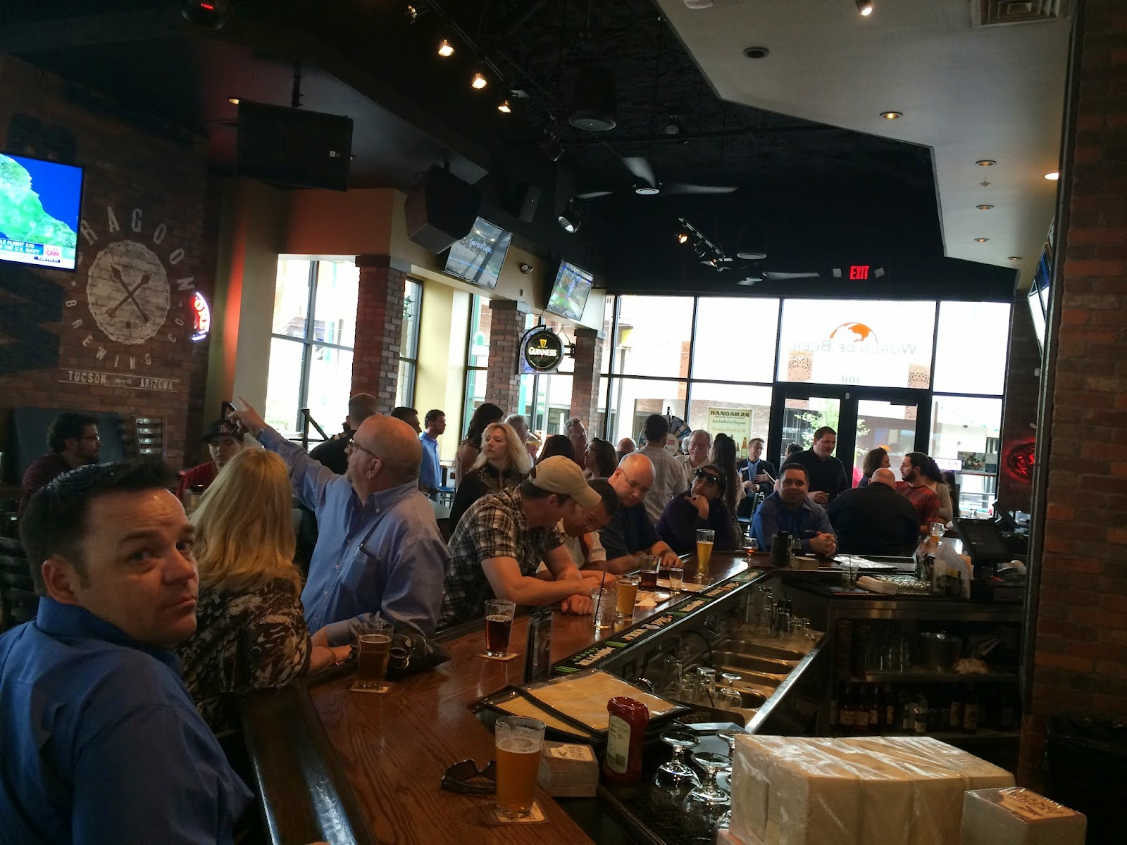 Chamber XChange at World of Beer
