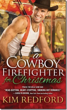 Cowboy Firefighter for Christmas