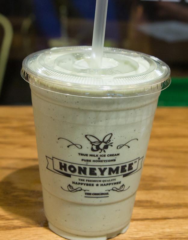 photo of a Green Tea Shake