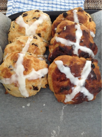 Hot Cross Buns recipe - 12