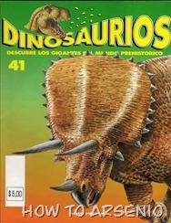 P00041 - Dinosaurios #41