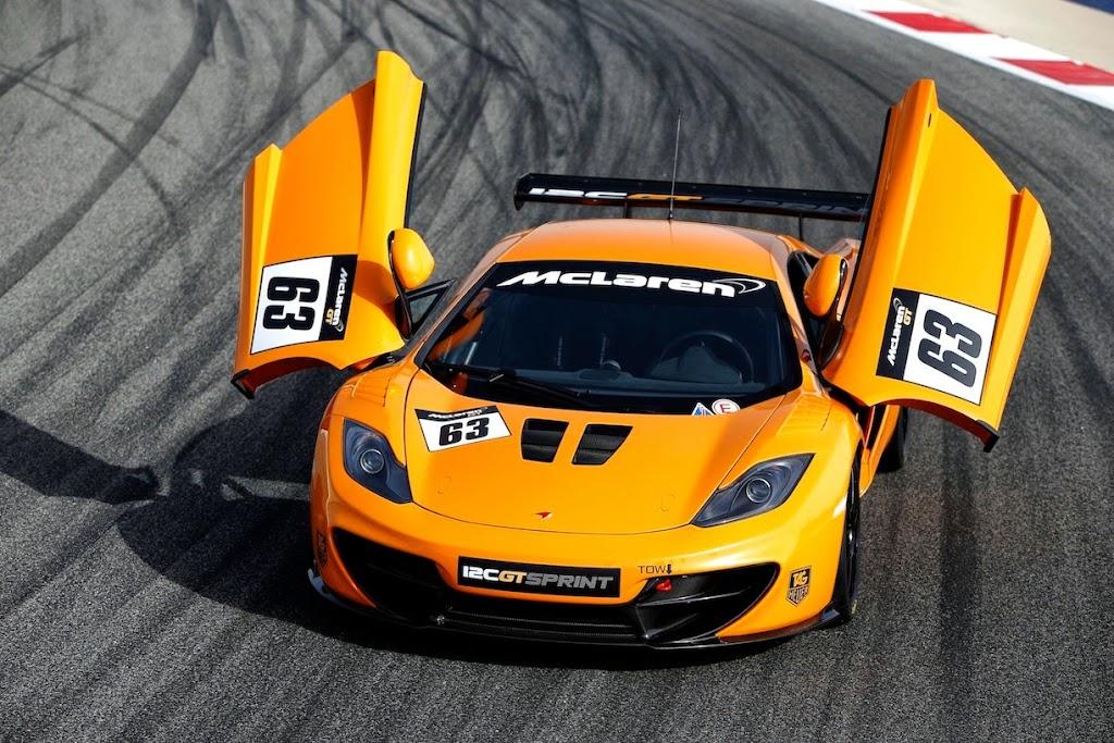 McLaren 12C GT Sprint 2
