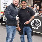OIC - ENTSIMAGES.COM - Lenny Howler and Yiannimize at the  The Gumball 3000 Rally - in London 2nd May 2016 Photo Mobis Photos/OIC 0203 174 1069