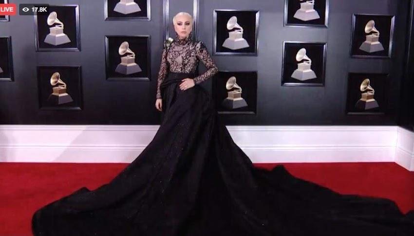 L'abito Di Lady Gaga