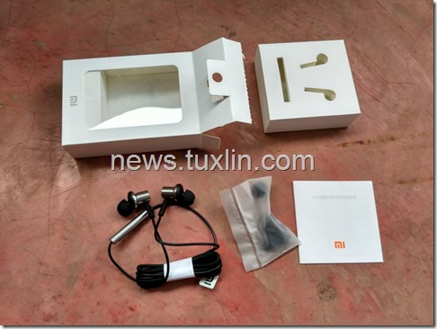 Paket Pembelian Xiaomi Iron Circle Hybrid